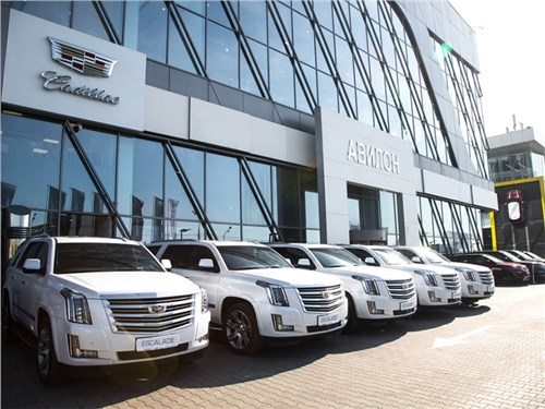 Новость про Cadillac - GM избавляется от нежелательных дилеров