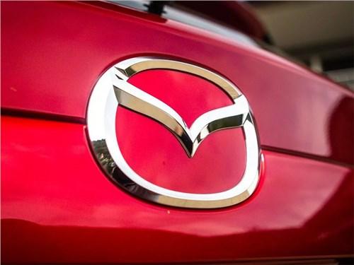 Mazda тестирует кроссовер CX-50