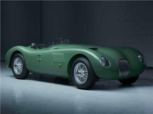 Jaguar запускает производство очередного ретро-кара