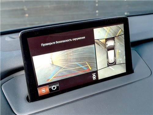 Mazda CX-9 (2021) монитор