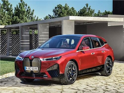 Новость про BMW - BMW iX (2022)