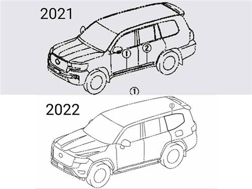 Новый Toyota Land Cruiser получит очень мощный двигатель