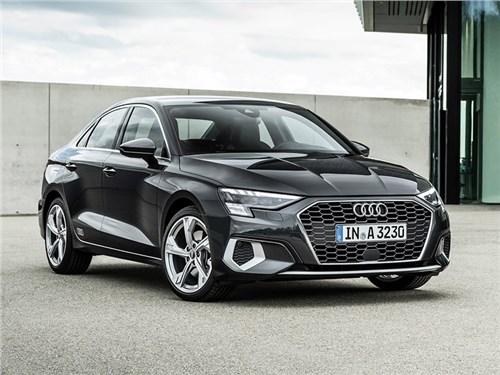 Стартовали продажи новой Audi A3