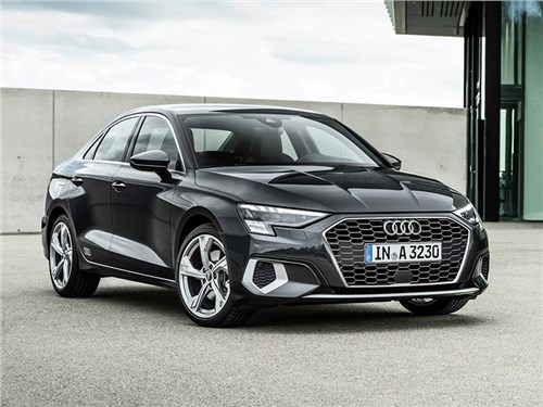 Новость про Audi A3 - Audi A3 Sedan (2021)