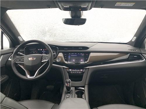 Cadillac XT6 (2020) салон
