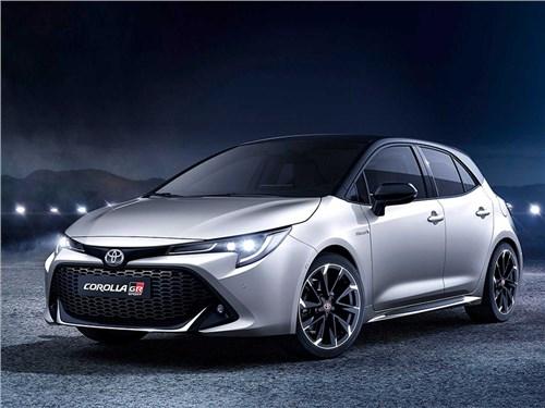 Toyota Corolla станет спорткаром