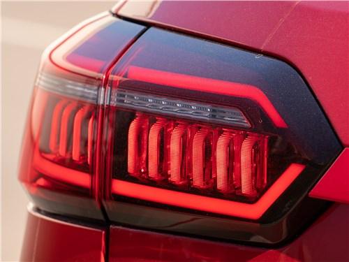 Chery Tiggo 8 Pro (2021) задний фонарь