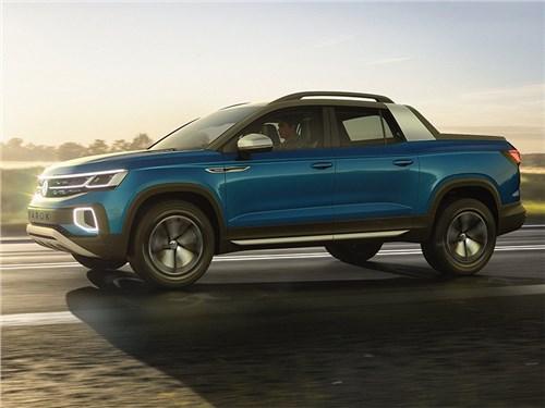Новость про Volkswagen - Volkswagen Tarok Concept (2018)