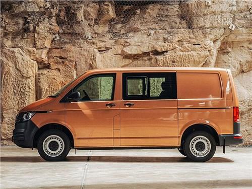 В Россию приехал Volkswagen Transporter T6.1