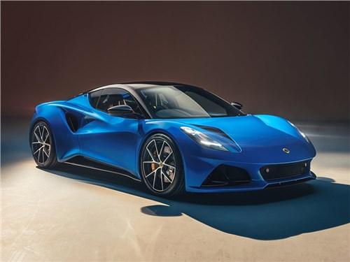 Новость про Lotus - Lotus Emira (2023)
