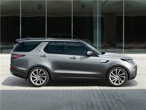 Land Rover Discovery на российском рынке получил новую комплектацию