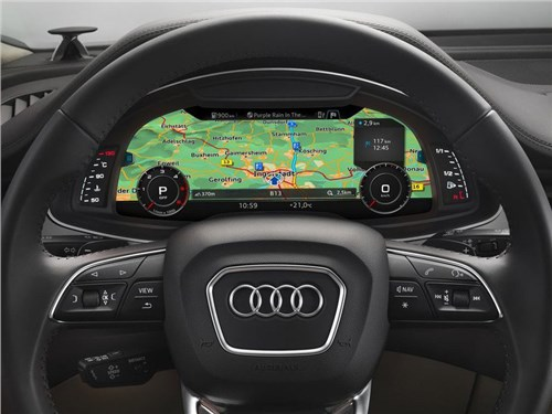 Новость про Audi - Audi научила свои автомобили понимать светофор