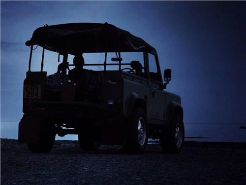 Land Rover не собирается возрождать легендарный Defender