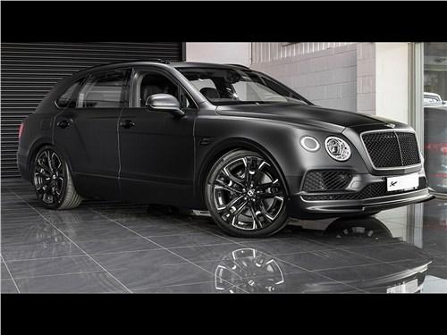Kahn Design | Bentley Bentayga вид спереди