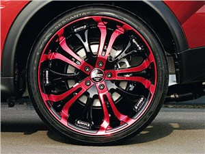 Nissan Juke тюнинг Senner Tuning