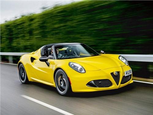 Alfa Romeo 4C лишится механической коробки передач