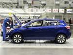 В России стартовало производство Кia Rio в кузове хэтчбек