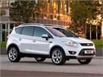 В России начались продажи новой серии Ford Kuga