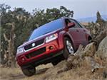 Suzuki обновит флагмана Grand Vitara