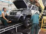 УАЗ увеличил производство почти на 40% за 6 месяцев