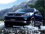 Новые комплектации Hyundai ix55 выходят на российский рынок