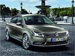 Cостоялась российская премьера нового VW Passat