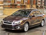 Мировая премьера Subaru Impreza прошла в Нью-Йорке
