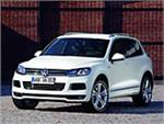 Volkswagen Touareg со спортивным характером