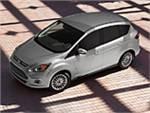 В Детройте Ford показал новинки C-Max