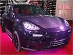 Новость про Porsche Cayenne - В Москве открылся бутик Mansory