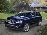 Chrysler представил рестайлинговый Jeep Compass