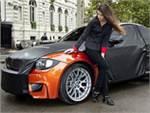 BMW раскрывает купе 1-Series по частям