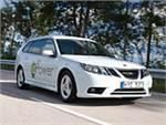Электромобиль от Saab