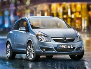Volkswagen Polo, Opel Corsa, Ford Fiesta