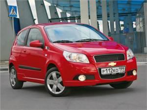 Hyundai Getz, Chevrolet Aveo, KIA Rio