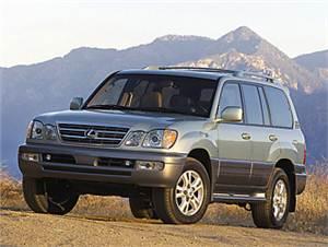 Toyota Land Cruiser, Mitsubishi Pajero, Nissan Patrol, Lexus LX
