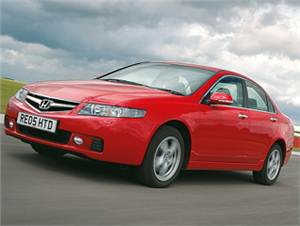 Honda Accord, Mazda 6, Volkswagen Passat, Toyota Avensis