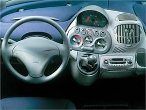 Fiat Multipla, Citroen Xsara Picasso, Renault Scenic