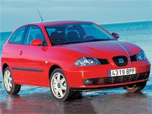 SEAT Ibiza, Volkswagen Polo, Skoda Fabia