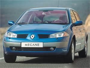 Peugeot 307, Citroen C4, Renault Megane