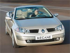 Peugeot 307, Opel Astra, Renault Megane