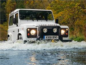 Land Rover Defender 90 (универсал 3-дв.)