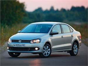 Volkswagen Polo Sedan (седан)
