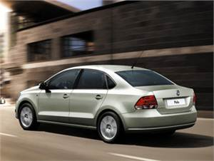 Volkswagen Polo Sedan -