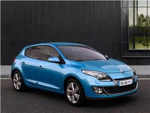 Авто с пробегом (Opel Astra, Ford Focus, Renault Megane II) Megane
