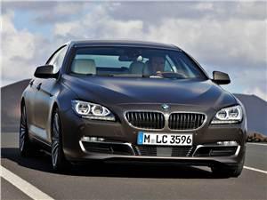 Новый BMW 6 series - Прямая конкуренция