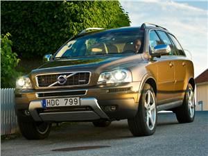 Новый Volvo XC90 - Время перемен