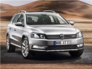 Новый Volkswagen Passat - С дороги!