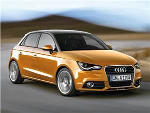 Новый Audi A1 - Практичная «сестра»