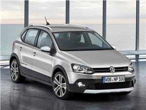 Новый Volkswagen Cross Polo - Polo с характером